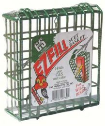 EZ Fill Green Color Basket