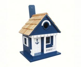 Anchor Cottage Navy