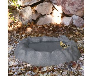 Thermo-Birdbath (Heated) Gray